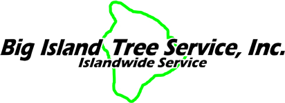 Big Island Tree Service, Inc. Logo
